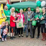 Food charity supported in Ilkeston