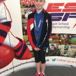 Ilkeston student competes against gymnasts from all over the world