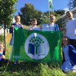 Hallam Fields Junior School Achieves Fourth Green Flag