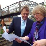 Maggie Demands HS2 Decision and Proper Compensation