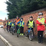 Pupils learn how to cycle safely thanks to Erewash School Sport Partnership