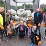 Community Litter Pick with Michelle Booth