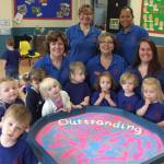 West Hallam Pre-school is Outstanding