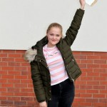 Ormiston Ilkeston Enterprise Academy student celebrates GCSE results after losing her dad to a brain tumour