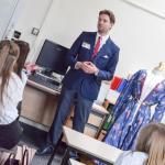 Ex Ormiston Ilkeston Enterprise Academy students return