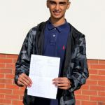 Ormiston Ilkeston Enterprise Academy students pick up their GCSE results