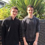 Twin achieve almost identical GCSE exam results