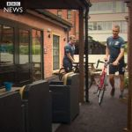 """Ilkeston cyclists on charity ride""""My mum will be on the forefront of my mind the…"""