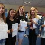 Friesland School is celebrating some excellent GCSE results. …
