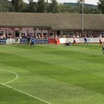 Who'd be a goalkeeper?  Nightmare moment for Phil Smith the Bolehall goalkeeper …