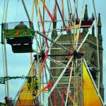 Great Big Wheel picture by Nigel Bentley.
