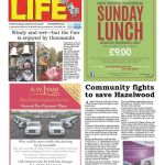 The November paper is out; it's being delivered to the usual outlets today and t…