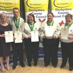16th ILKESTON SCOUT GROUP AWARDS…