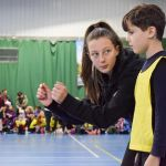 A series of major indoor athletics festivals organised by Erewash School Sport P…
