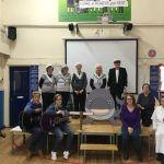 Ilkeston Methodist Church Messengers in Jonah drama…