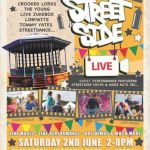 Streeetside youth event coming up.  Live music, art demos, activities, food stal…