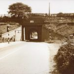 Thank you to Bill Smith for these old photos of the tunnel between Ilkeston and …