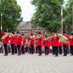Beating Retreat pics by John Shelton