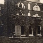 Dalby House, now Erewash Museum, as it was in 1910….