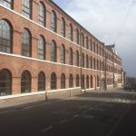 New apartments for Ilkeston.  The old Rutland Garments factory on Market Street …