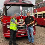 Our first ever double winner – Best Bus sponsored by trentbarton and Star of the…