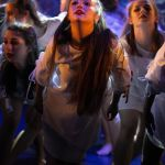 Scenes from 'A Night at the Oscars' performed by the Kerry Ledger School of Danc…