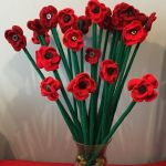 Sarah's Poppies on sale at match…