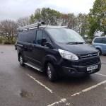 Look out for stolen van