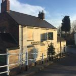 Sad sight.  The Bridge Inn at Cotmanhay is now closed and boarded up.  The pub w…