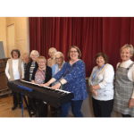 Ilkeston Breathe Easy group recently held a singathon session – 'good for the lu…