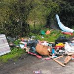 Fly-tipping charge results in hefty fine …