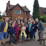The 50th annual circular walk for Leukaemia Research took place on the 11th of M…