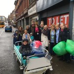 The League of Friends of Ilkeston Community Hospital Annual Bed Push Fund Raisin…