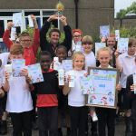 Chaucer School are gardening champs!I am thrilled to announce that out of 671 en…