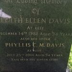 "Miss P Davis of Hallcroft is remembered in the latest Ilkeston Life.  ""Somewhat …"