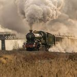 Train fans will love this.  Paul Kirk's photo of The Earl of Mount Edgecumbe has…