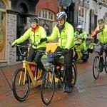 The BBC's Children in Need Rickshaw Challenge is coming through Ilkeston tomorro…