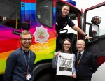 STONEWALL NAMES DERBYSHIRE FIRE & RESCUE SERVICE ONE OF BRITAIN'S TOP 100 LGBT-I...
