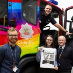 STONEWALL NAMES DERBYSHIRE FIRE & RESCUE SERVICE ONE OF BRITAIN'S TOP 100 LGBT-I…