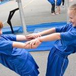 Fantastic gymnastics festivals were enjoyed by hundreds of schoolchildren across…