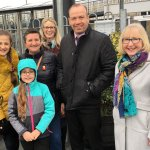 Transport Minister comes to Ilkeston.  Well done Chaucer children for making the…