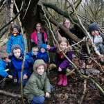 Cubs from 1st Sitwell and 21st Ilkeston went on their winter camp at Hesley Wood…