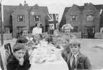 This picture of a street party in Longfield Crescent, Ilkeston was sent to us by...