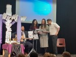 Year 11 students at Saint John Houghton Catholic Voluntary Academy were given a ...