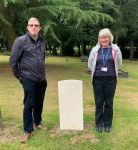 You may remember our story of Mr Tingle, the Granby schoolteacher who was buried...