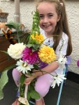Toyah Trueman was a little surprised when her 7-year-old daughter Lacie Sisson s...