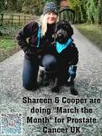 Shareen Shaw:  I've been raising awareness and funds for Prostate Cancer UK all ...