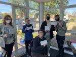 FRIENDSHIP BECKONS AS STUDENTS TAKE PART IN PEN PAL SCHEME...