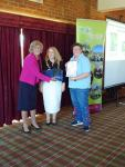 Kirk Hallam Community Centre has won second prize in the Best Street, Community ...