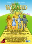 Ilkeston Theatre Company players are putting on The Wizard of Oz, their first pa...